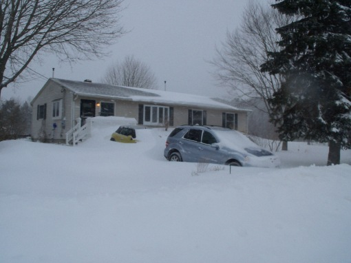 February Blizzard, 2013